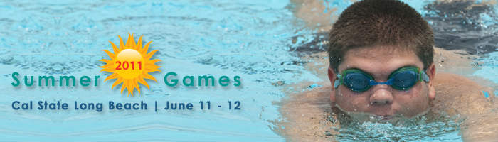 Summer Games 2011 will be held at Cal State Long Beach on June 11 and 12.